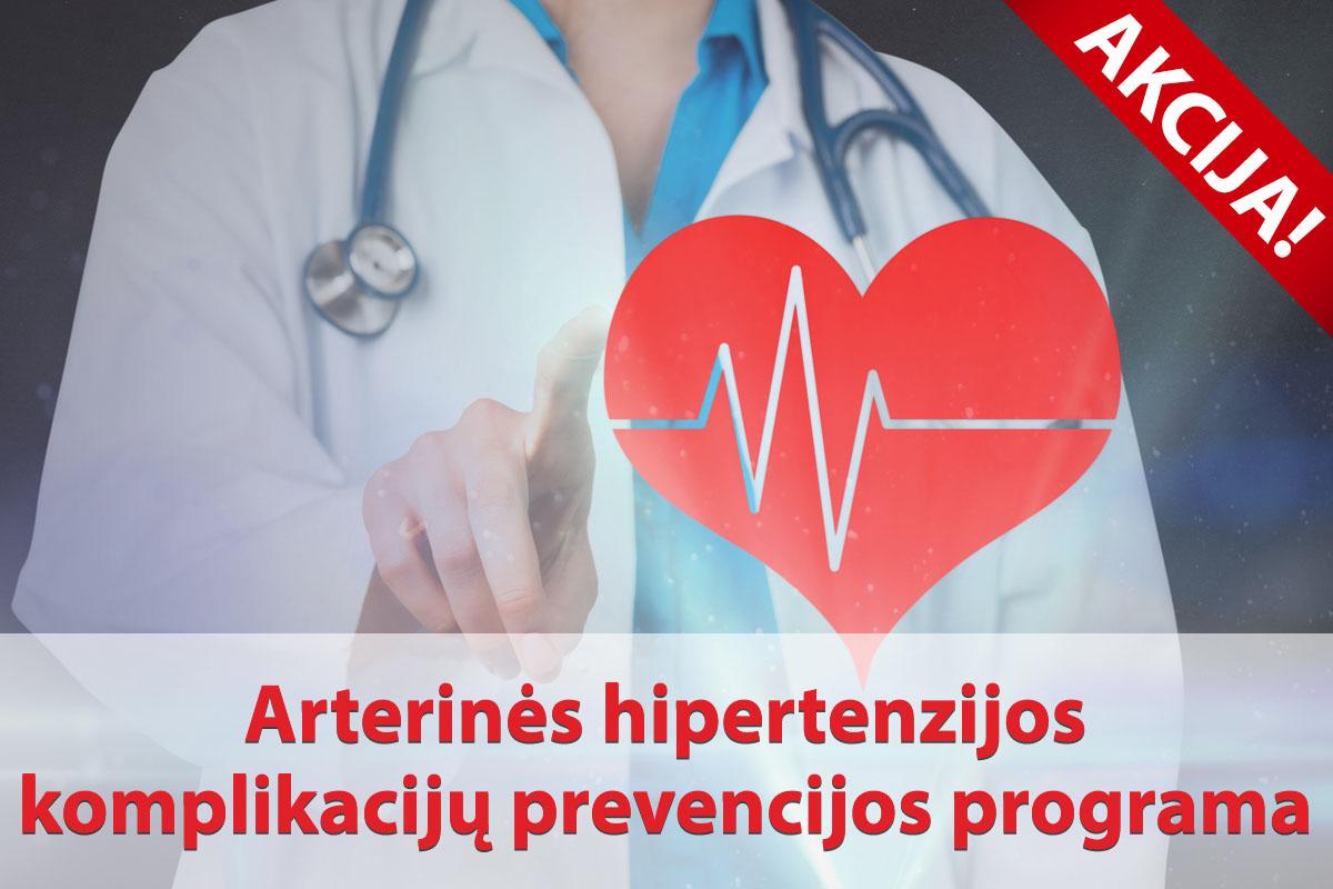 hipertenzija programoje